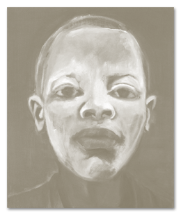 portrait of a student from Kinshasa